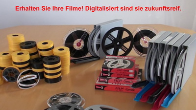 Super 8 Filme digitalisieren